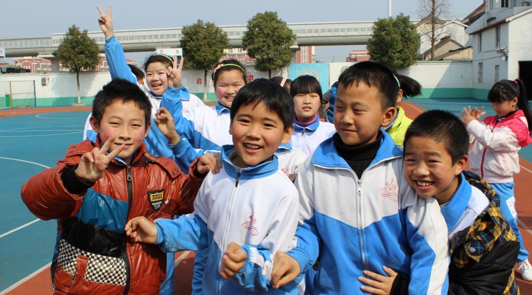 Michiel K in China